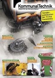 Sonder- publikation der Firma Swietelsky