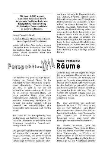 in dieser PDF-Datei. - Pastoralverbund Oene Elspe Tal