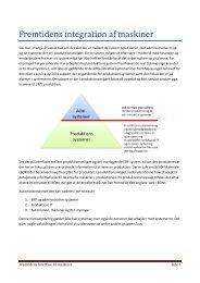Link til artikel i PDF format - Sesam Danmark | SESAM World