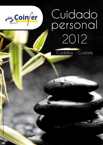 Folleto Cuidado Personal 2012