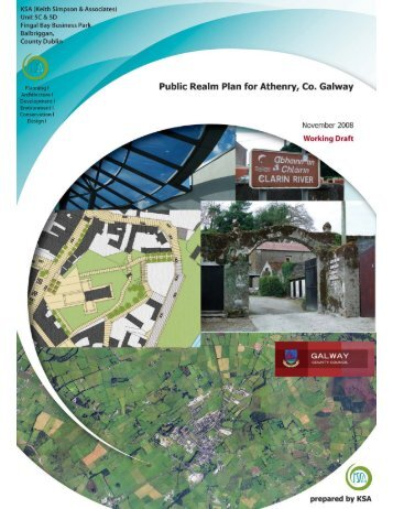 Draft Athenry Public Realm Plan - Galway County Council