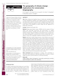 preprint - Integrative Biology - University of California, Berkeley