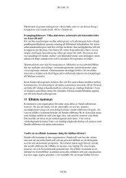 Om effektiv kommun i tillväxtstrategin - Sundsvall