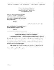 Case 4:07-cv-00402-SPM-WCS Document 23 Filed 10/09/2007 ...