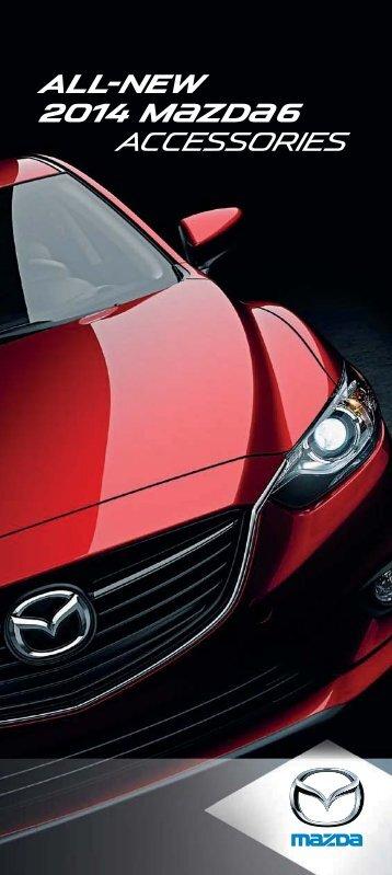 Accessories Brochure - Mazda Canada
