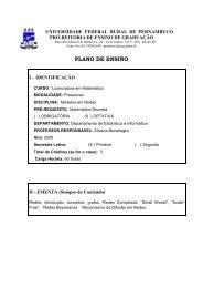 Plano de Ensino-MR-1.2009