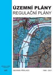 Územní plány, regulační plány. Sborník příkladů z let 1998-2001