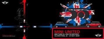 MINI UNITED - New MINI club