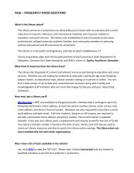 FAQs – FREQUENTLY ASKED QUESTIONS - The State Education ...