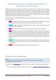 Návod na vkládání závěrečných prací do Stagu verze 4