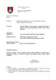 1 Številka: 352-279/2007-1 Datum: ZADEVA: PREDLOG ... - Ljubljana