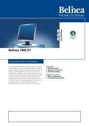 Belinea 1905 S1
