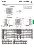 Компактный цилиндр с направляющими MGP (pdf) - SMC - Page 7