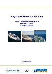 Karibik jeden Tag neu erleben - Royal Caribbean International