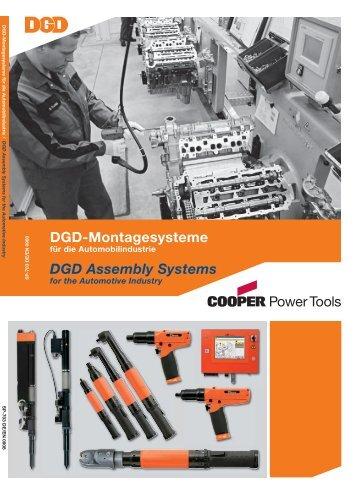 Montagewerkzeuge Cooper Tools - DS KRÄMER - maschinen und ...