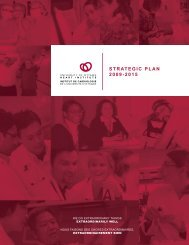STRATEGIC PLAN 2009-2015 - University of Ottawa Heart Institute