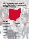 2012 ANNUAL REPORT 2013 STRATEGIC PLAN - JobsOhio - Page 3