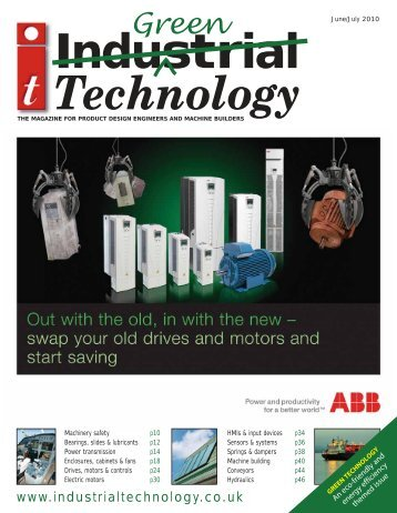 drives, motors & controls - Industrial Technology Magazine