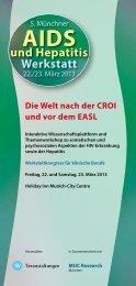 und Hepatitis Werkstatt - Deutsche AIDS Gesellschaft eV