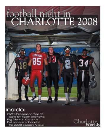 inside: - Carolina Weekly Newspapers