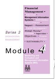 Management Information Systems - Pathfinder International