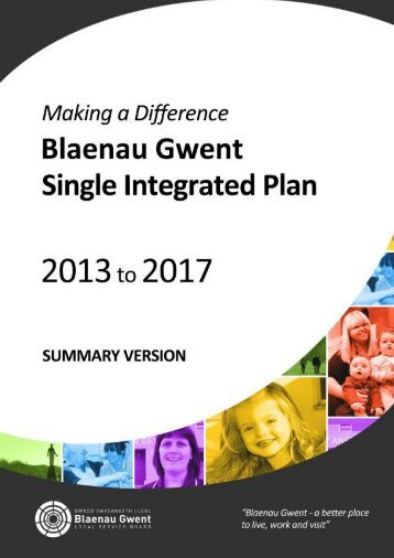 Blaenau Gwent Local Service Board Partner Organisations