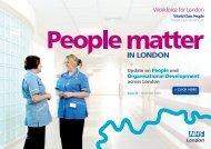 People Matter Nov 09 - Mentoring - London Deanery