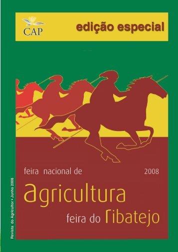 Edição especial 2008 5º Aniversário - CAP - Agricultores de Portugal