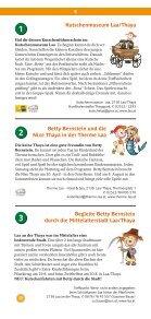 Mit Kind und Kegel ins Weinviertel - Betty Bernstein - Seite 6