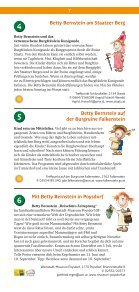 Mit Kind und Kegel ins Weinviertel - Betty Bernstein - Seite 7