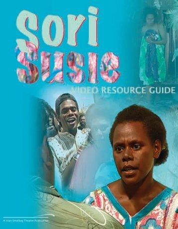 Sori Susie 2008.indd - Wan Smolbag Theatre