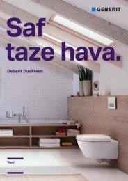 Page 1 Page 2 Page 3 Page 4 Yeni Geb en't Dua Fresh WC sistemi ...