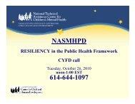 PDF Version - National Technical Assistance Center for Children's ...