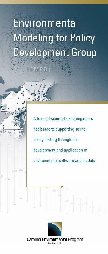 A team of scientists and engineers dedicated to supporting sound ...