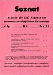 Heft 1/1981
