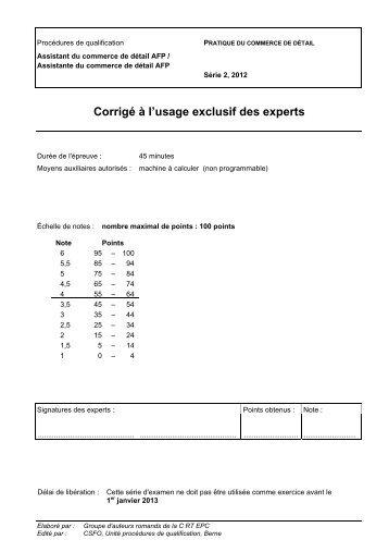 pdf 2012_Pratique_série 2_solutions - Sec Suisse