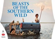 Lesmap Beasts of the Southern Wild - Lessen in het donker