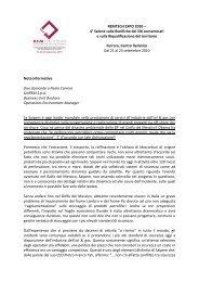 Intervista a Paolo Carrera SAIPEM - Guida Edilizia