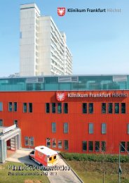 Download als PDF (9.112 KB) - Klinikum Frankfurt Hoechst