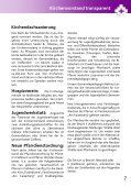 Gemeindebrief - Evangelische Michaelsgemeinde Wieseck - Seite 7