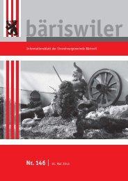 Bäriswiler Nummer 146 (.pdf   2806 KB)