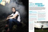 Interview aus dem nordic sports Magazin Ausgabe 4 ... - Benedikt Doll