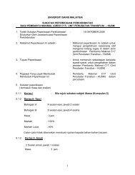 Pembantu Makmal C17-HUSM Unit Perubatan Transfusi - Jabatan ...