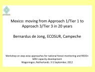moving from Approach 1/Tier to one to Approach 3/Tier 3 in 20 years