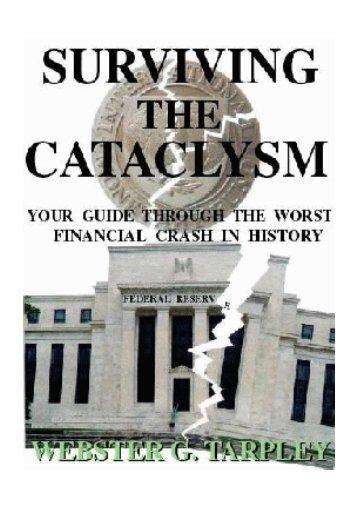 Webster Griffin Tarpley - Surviving the Cataclysm