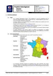 TIJ n°1_règlement - Ligue Ile de France de Badminton