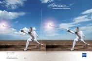 INTRABEAM® - Carl Zeiss