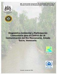 Diagnóstico Ambiental y Participación Comunitaria para ... - Eco-Index