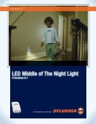 LED Middle of The Night Light - Osram Sylvania