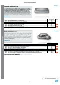 LISTE DE PRIX NETWORKING - HP - Page 4
